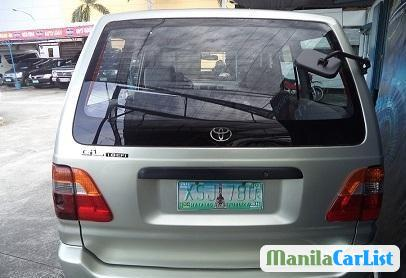 Toyota Other Manual 2004 in Negros Occidental