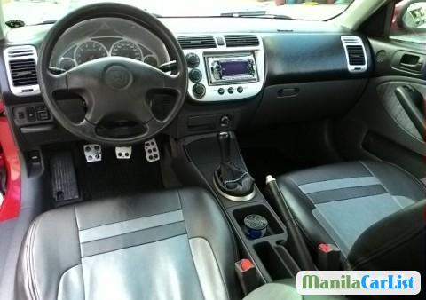 Honda Civic Manual 2015 in Philippines
