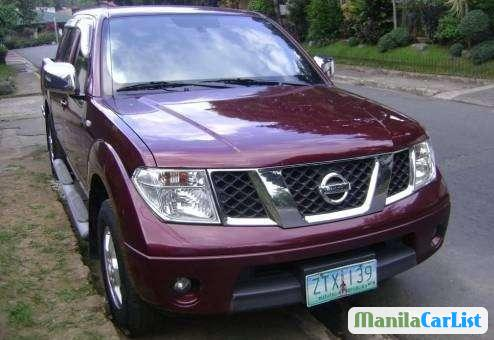 Pictures of Nissan Navara Automatic 2009