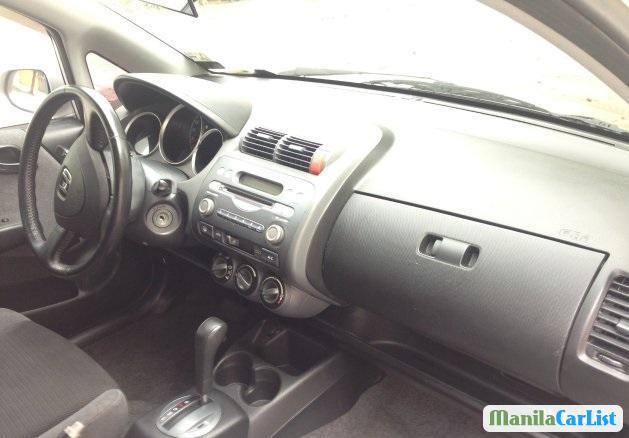 Honda Fit Automatic 2004