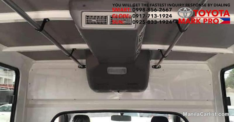 Picture of Toyota Hilux Hilux FX With AC Manual 2020 in Metro Manila
