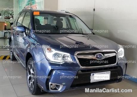 Pictures of Subaru Forester Automatic 2015