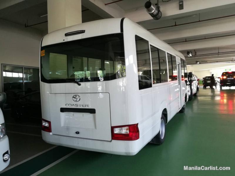 Picture of Toyota Coaster 29-Seater Minibus  Manual 2018 in Metro Manila