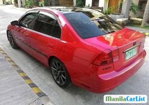 Honda Civic Manual 2002
