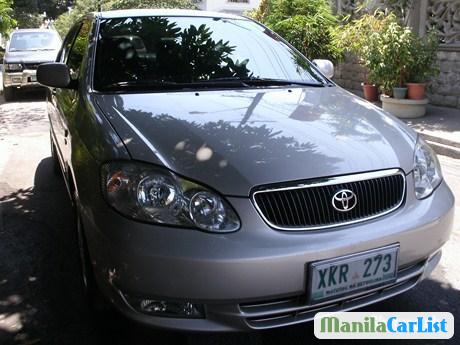 Picture of Toyota Corolla 2003