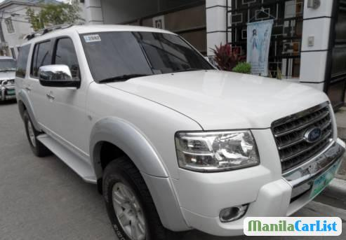 Pictures of Ford Everest Automatic 2008