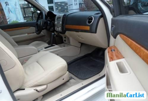 Ford Everest Automatic 2008