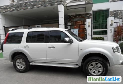 Picture of Ford Everest Automatic 2008 in Zamboanga Sibugay