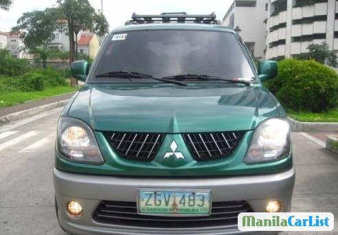 Pictures of Mitsubishi Adventure 2007
