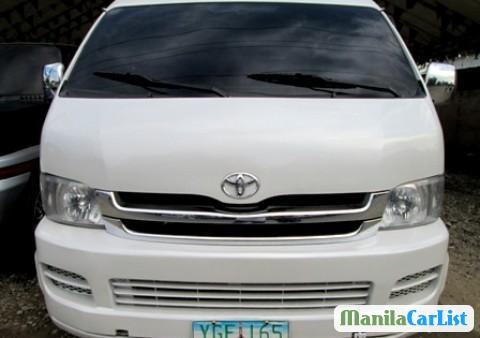 Picture of Toyota Hiace 2009