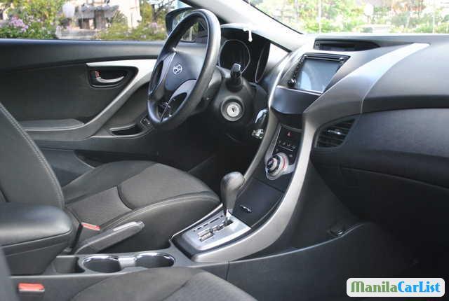 Hyundai Elantra Automatic 2012