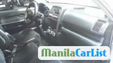 Honda CR-V Manual 2003 in Metro Manila