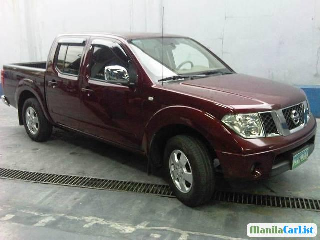 Pictures of Nissan Navara Automatic 2008