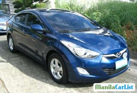 Hyundai Elantra Automatic 2013 - image 2