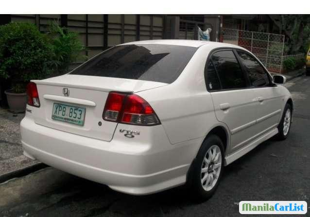 Honda Civic Automatic 2004