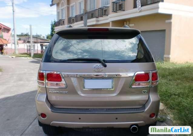 Toyota Fortuner Automatic 2007 in Cagayan