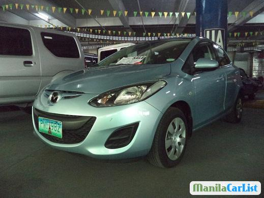 Picture of Mazda Mazda2 Manual 2011