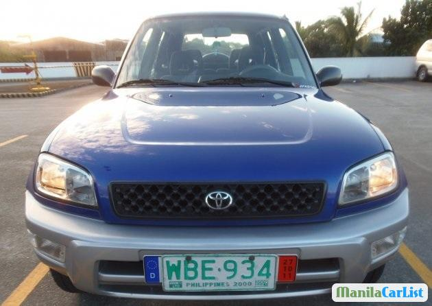 Picture of Toyota RAV4 1998
