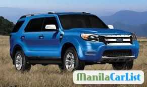 Pictures of Ford Everest Semi-Automatic 2013