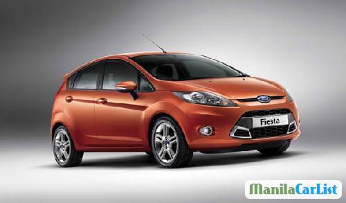 Picture of Ford Fiesta Manual