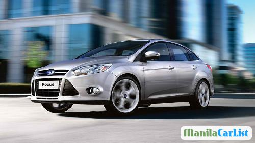 Picture of Ford Focus Manual