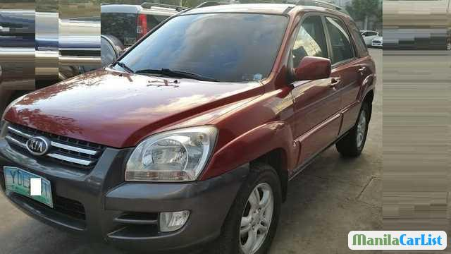 Picture of Kia Sportage Manual 2007