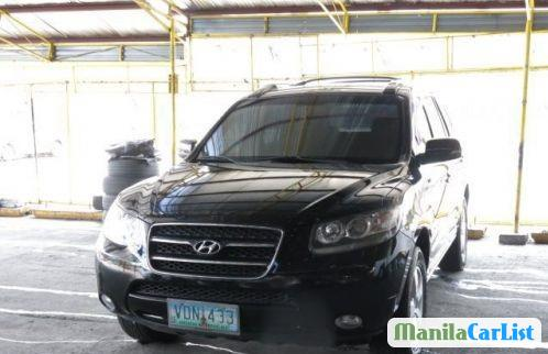 Pictures of Hyundai Santa Fe Automatic 2008