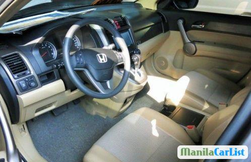 Honda CR-V Automatic 2007 in Philippines