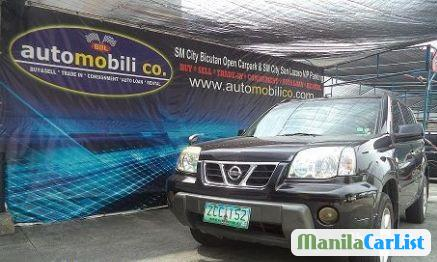 Pictures of Nissan X-Trail Automatic 2005