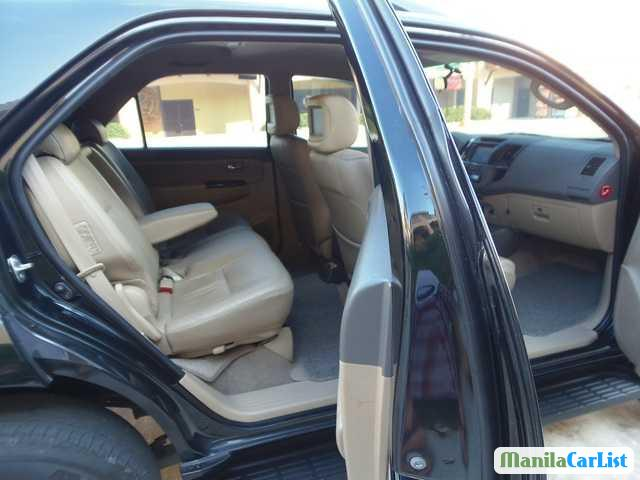 Toyota Fortuner Automatic 2012 - image 2