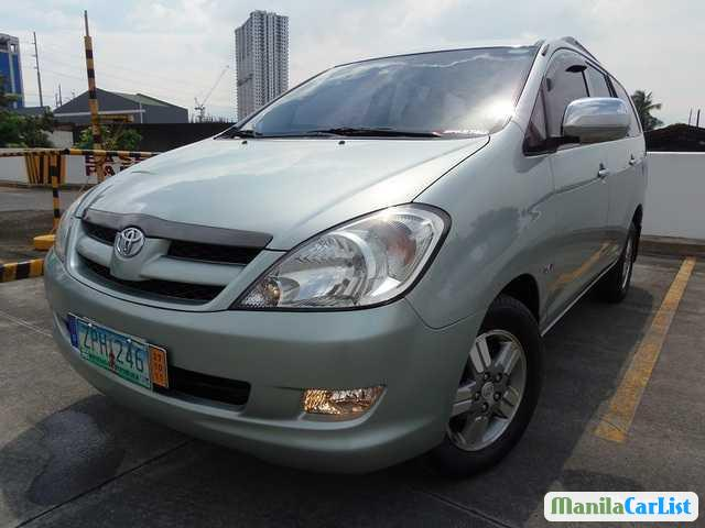Pictures of Toyota Innova Manual 2008