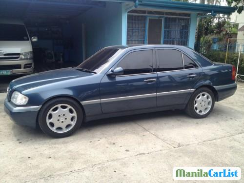 Picture of Mercedes Benz Manual 1994