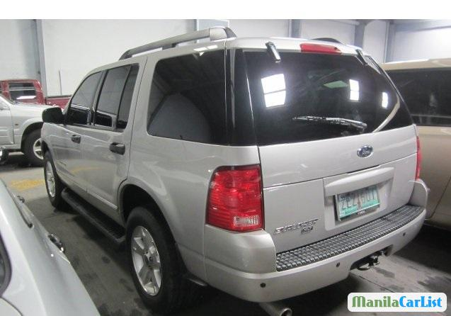 Ford Explorer Automatic 2006 in Benguet