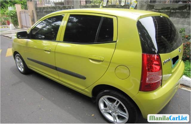Pictures of Kia Picanto Automatic 2015