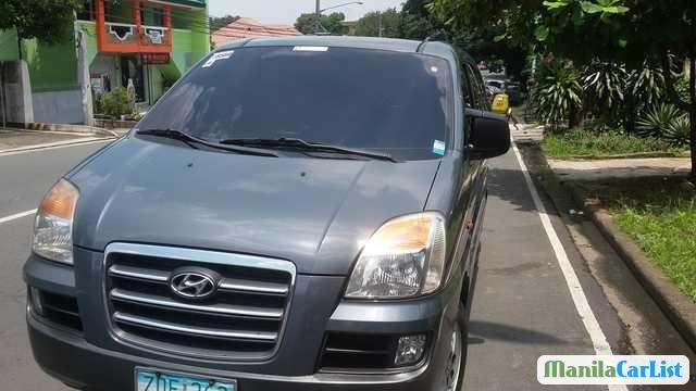 Picture of Hyundai Starex Automatic 2006