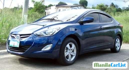 Pictures of Hyundai Elantra Automatic 2013