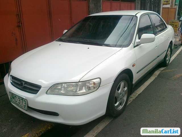 Pictures of Honda Accord Manual 1999