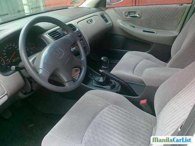 Honda Accord Manual 1999 - image 2