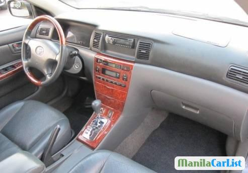 Toyota Corolla Automatic 2004 - image 2