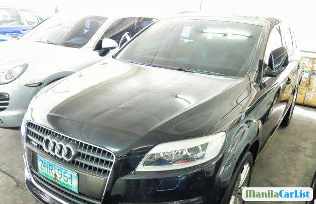 Pictures of Audi Q7 Automatic 2007