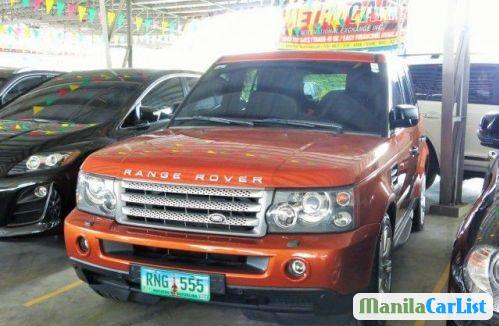 Picture of Land Rover Range Rover Automatic 2006