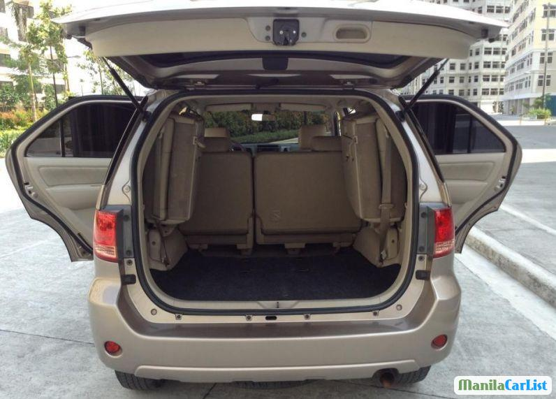 Pictures of Toyota Fortuner Manual 2008