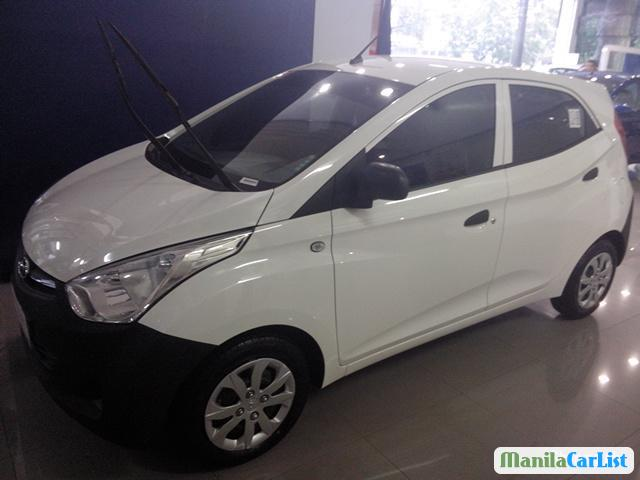 Hyundai Other Manual 2015 in Philippines
