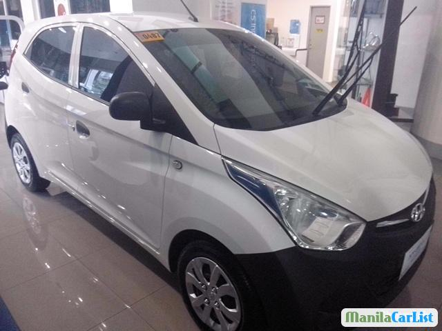 Picture of Hyundai Other Manual 2015 in Metro Manila