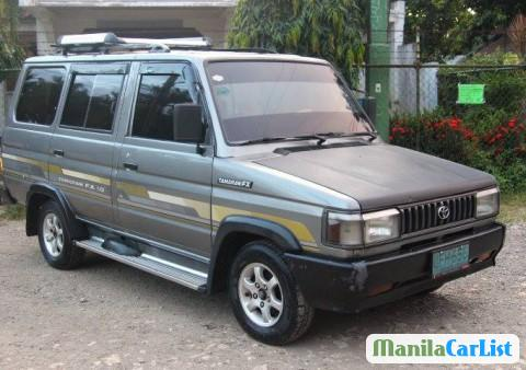 Picture of Toyota Tamaraw FX FX Manual 2002