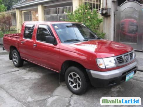 Picture of Nissan Frontier Manual 2006