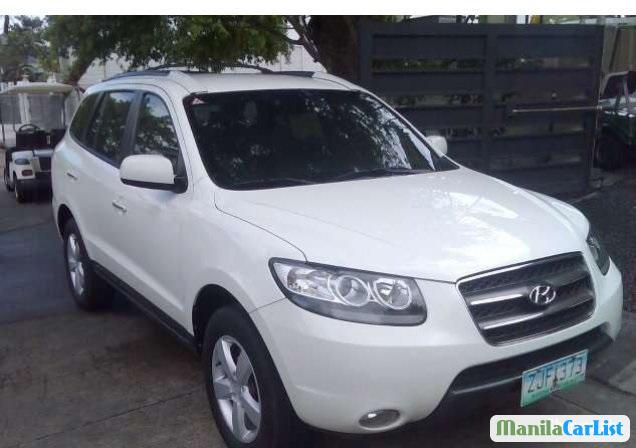 Picture of Hyundai Santa Fe Automatic 2007
