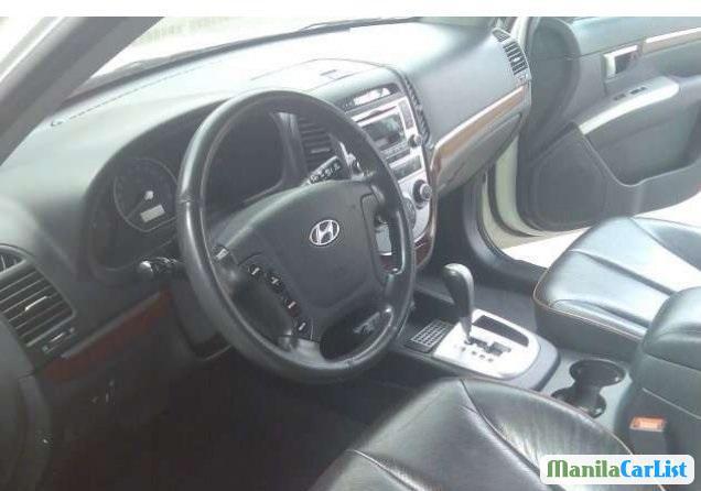 Hyundai Santa Fe Automatic 2007