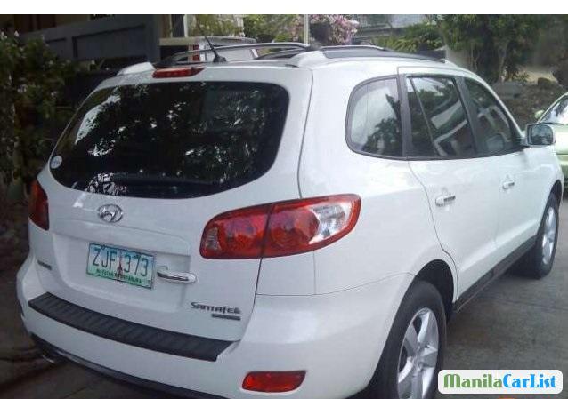 Hyundai Santa Fe Automatic 2007 - image 3