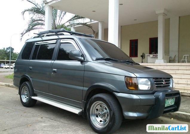 Pictures of Mitsubishi Adventure 1998